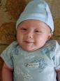 8 haftalık bebek